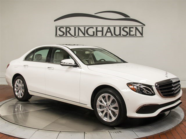 Pre Owned 2017 Mercedes Benz E Class E 300 4matic Luxury